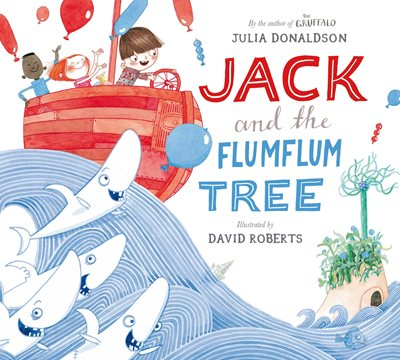Book cover for Jack and the Flumflum Tree